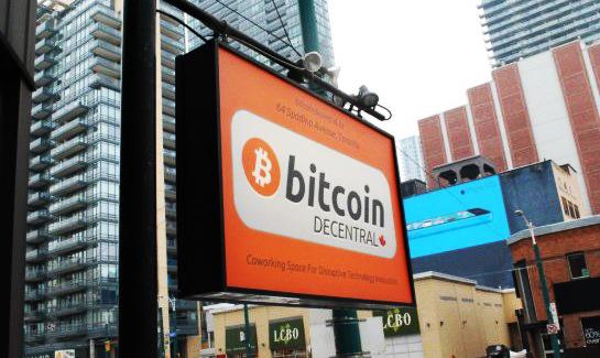Bitcoin Decentral. The centre of Torontos Bitcoin Community