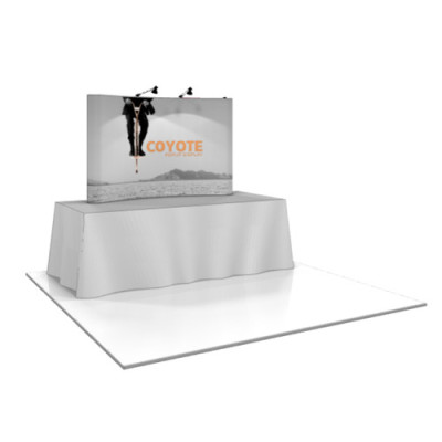 Coyote Pop Up Displays Table Top
